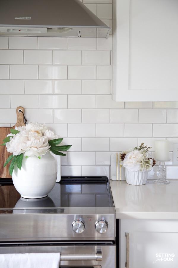 Fall Kitchen Decor Ideas - Kitchen Island, Countertops and ...