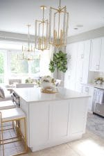Fall Kitchen Decor Ideas – Kitchen Island, Countertops and More!