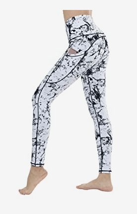 Women's workout leggings.