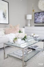 Elegant Spring Living Room Decorating Ideas