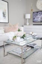 Elegant Simple Spring Living Room Decor Ideas