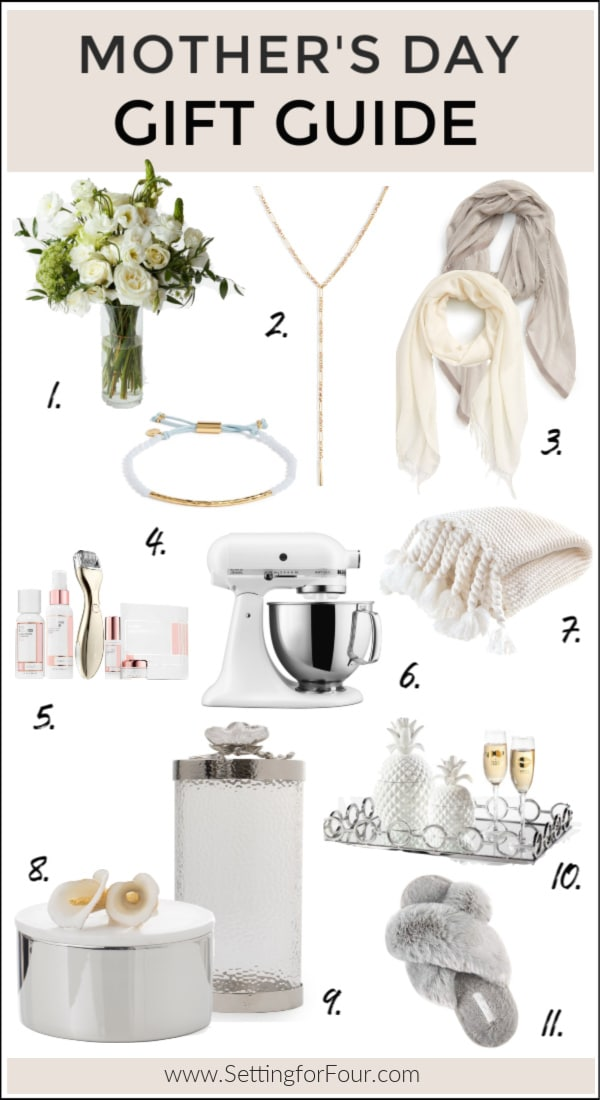 The Ultimate Mother's Day Gift Guide. Best Gifts For Mom. Splurge and save gifts from Amazon, Nordstrom, Wayfair and more!