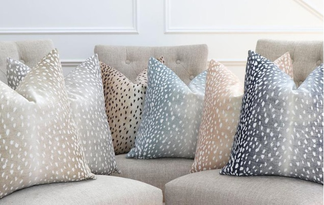 Hot sales on pillows for the home.