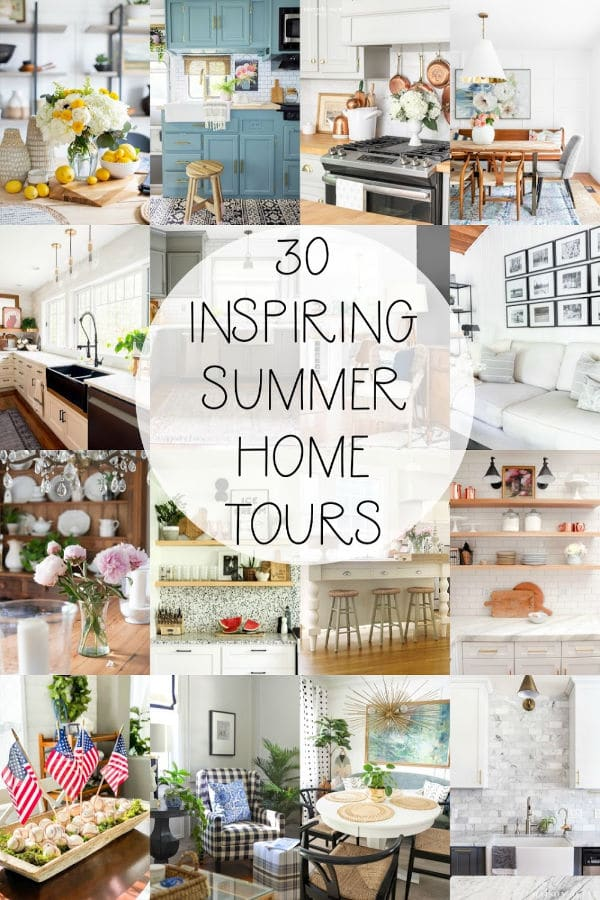 How To Decorate Your Living Room For Summer Setting For Four
