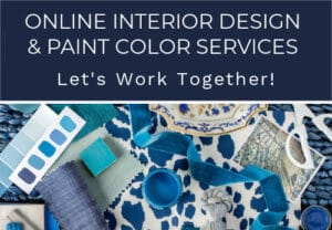 online interior design and paint color services